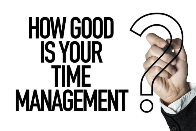 How good is your time management by Marijan Pavisic MS SPHR
